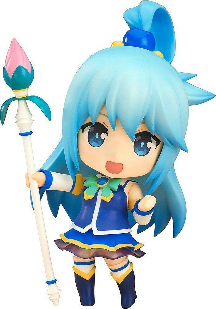 Nendoroid 630 KonoSuba AQUA Action Figure Good Smile Company NEW from Japan F/S_1