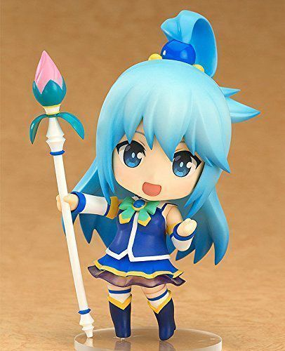 Nendoroid 630 KonoSuba AQUA Action Figure Good Smile Company NEW from Japan F/S_2