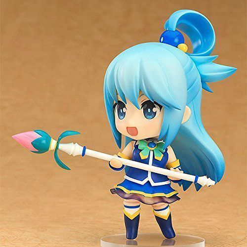 Nendoroid 630 KonoSuba AQUA Action Figure Good Smile Company NEW from Japan F/S_3