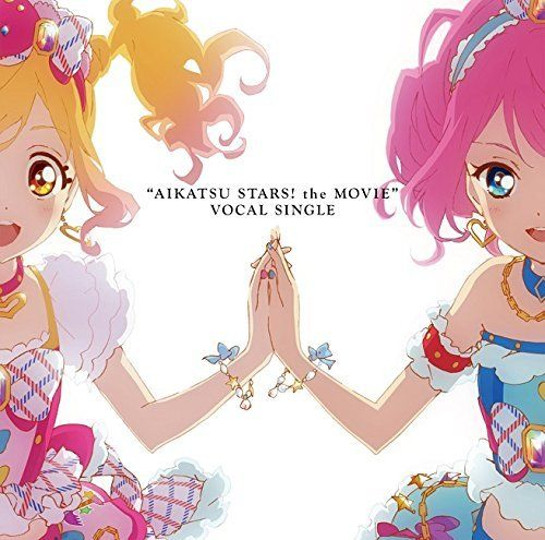 [CD] Aikatsu Stars! the Movie Vocal Single NEW from Japan_1