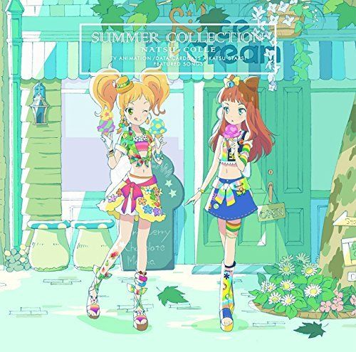 [CD] Aikatsu Stars! Interlude Single 2 Summer Collectiion NATSU COLLE NEW_1