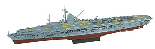Kanmusu KanColle Aircraft Carrier Graf Zeppelin 1/720 Plastic Model Kit NEW_1