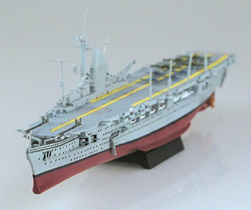 Kanmusu KanColle Aircraft Carrier Graf Zeppelin 1/720 Plastic Model Kit NEW_2