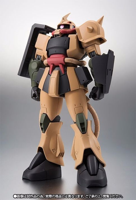ROBOT SPRITS SIDE MS MS-06D ZAKU DESERT TYPE Ver A.N.I.M.E. Figure BANDAI NEW_3