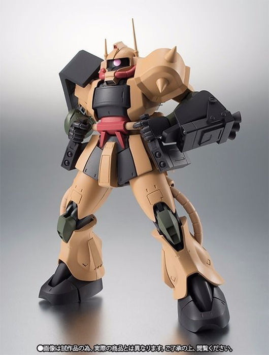ROBOT SPRITS SIDE MS MS-06D ZAKU DESERT TYPE Ver A.N.I.M.E. Figure BANDAI NEW_4
