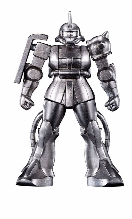 Absolute Chogokin Gundam Series GM-02 MS-06S ZAKU II Diecast Figure BANDAI NEW_1