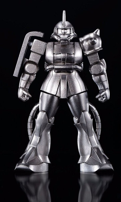 Absolute Chogokin Gundam Series GM-02 MS-06S ZAKU II Diecast Figure BANDAI NEW_2