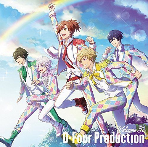[CD] 2.5 Jigen Idol Oen Project Dorifes! Mini Album Welcome To D-Four Production_1