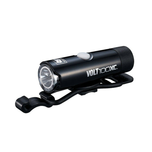 CATEYE HL-EL051RC VOLT100XC Black 100 Lumens USB-Rechargeable Bicycle Headlight_1