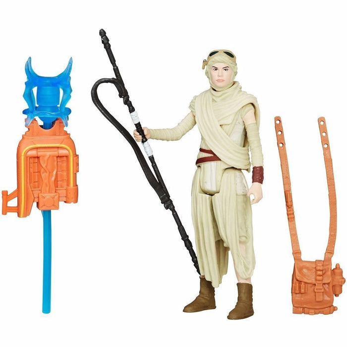 STAR WARS BASIC FIGURE REI (JAKKU) Action Figure TAKARA TOMY NEW from Japan F/S_1