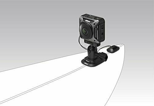 Nikon AA-9 Surfboard Mount (for action camera KeyMission) NEW from Japan_2