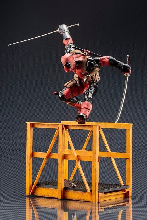 ARTFX SUPER DEADPOOL 2017 1/6 PVC Figure Kotobukiya NEW from Japan F/S_2
