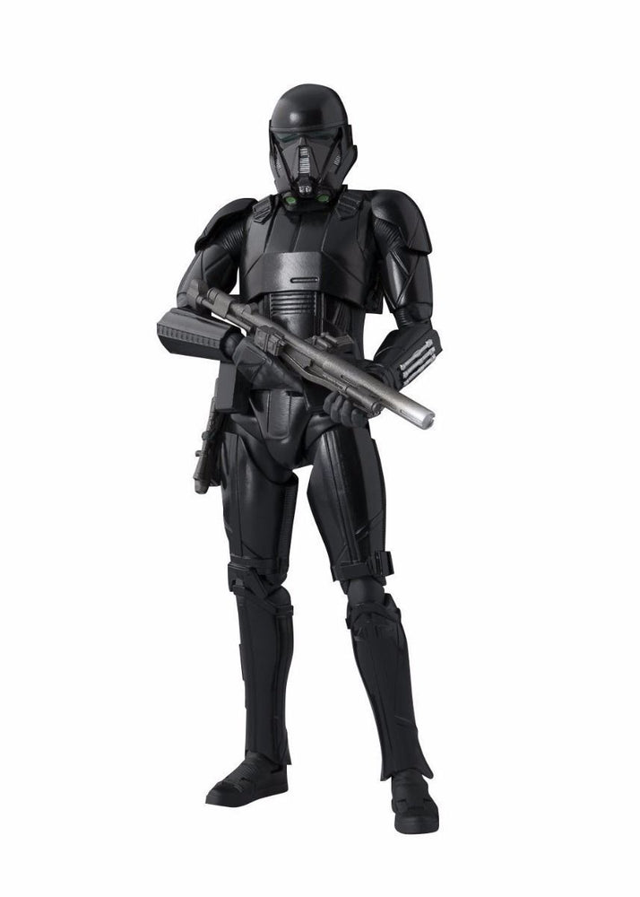 S.H.Figuarts STAR WARS ROGUE ONE DEATH TROOPER Figure BANDAI NEW from Japan F/S_1