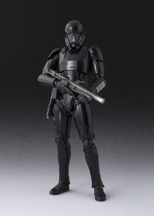 S.H.Figuarts STAR WARS ROGUE ONE DEATH TROOPER Figure BANDAI NEW from Japan F/S_2