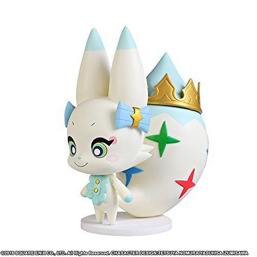 Square Enix World of Final Fantasy Static Arts Mini Tama Figure from Japan NEW_2