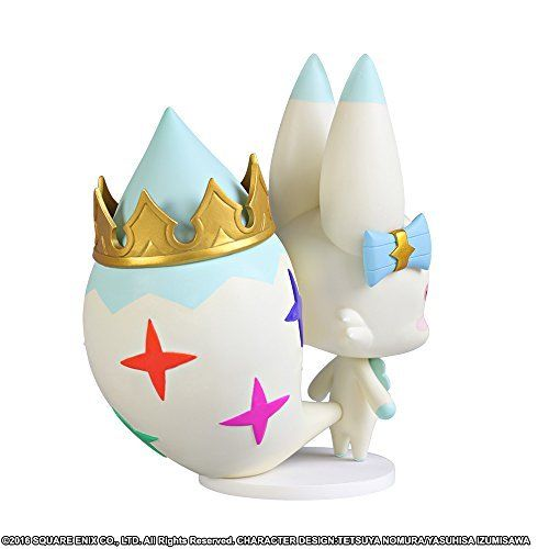 Square Enix World of Final Fantasy Static Arts Mini Tama Figure from Japan NEW_3