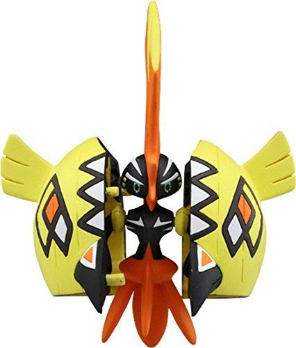 Pokemon Monster Collection TAPU KOKO (Kapu Kokeko)  Figure TAKARA TOMY NEW Japan_2