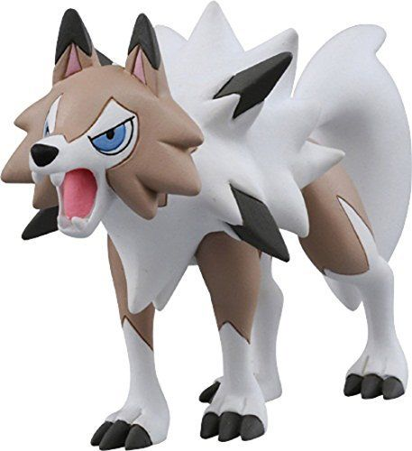 Pokemon Monster Collection Moncolle-EX LYCANROC (Lugarugan) Daytime TAKARA TOMY_1