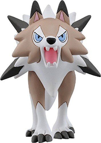 Pokemon Monster Collection Moncolle-EX LYCANROC (Lugarugan) Daytime TAKARA TOMY_2