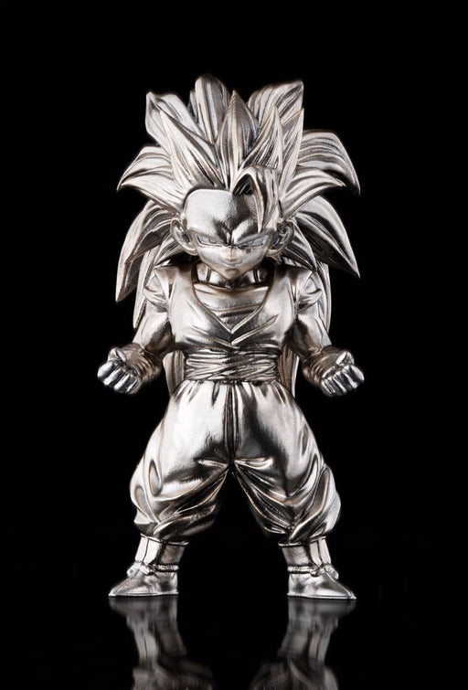 Absolute Chogokin DZ-07 Dragon Ball Z SUPER SAIYAN 3 SON GOKOU Figure BANDAI NEW_2
