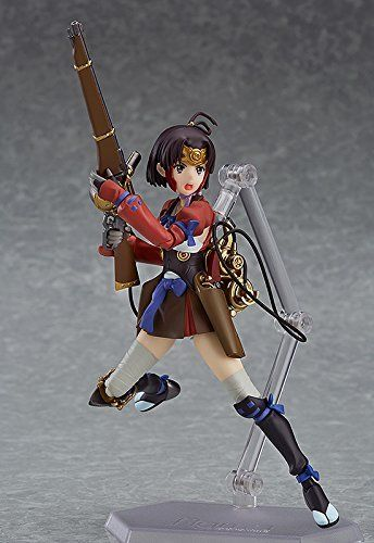 figma 335 Kabaneri of the Iron Fortress MUMEI Figure Max Factory NEW from Japan_4