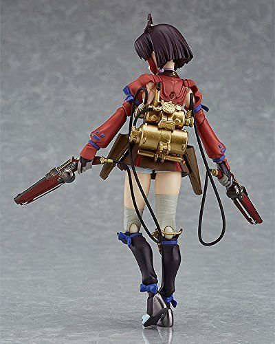 figma 335 Kabaneri of the Iron Fortress MUMEI Figure Max Factory NEW from Japan_5