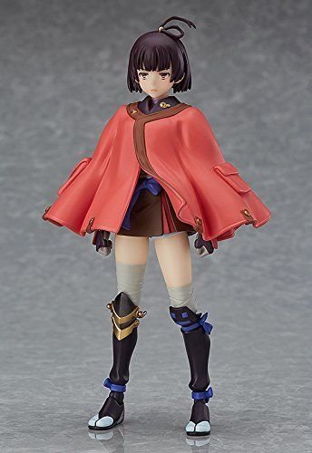figma 335 Kabaneri of the Iron Fortress MUMEI Figure Max Factory NEW from Japan_6