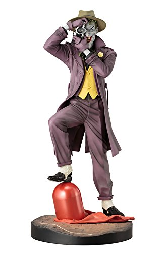 ARTFX Batman JOKER The Killing Joke Second Edition 1/6 PVC Figure Kotobukiya NEW_1