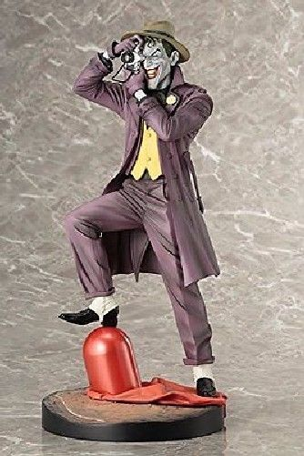 ARTFX Batman JOKER The Killing Joke Second Edition 1/6 PVC Figure Kotobukiya NEW_2
