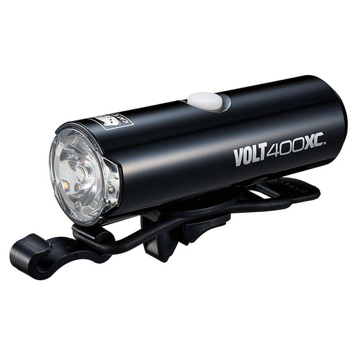 CATEYE HL-EL07 VOLT400XC 400 Lumens USB-Rechargeable Bicycle Headlight NEW_1