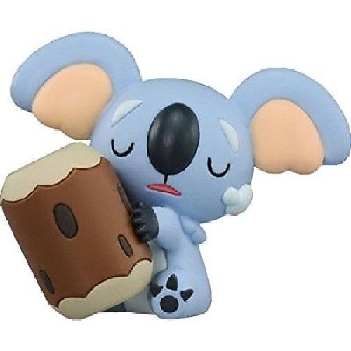 Pokemon Monster Collection Moncolle-EX KOMALA (Nekkoala) Figure TAKARA TOMY NEW_2
