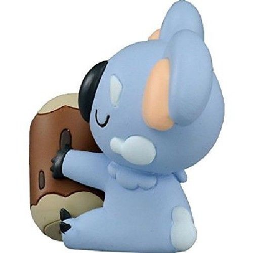 Pokemon Monster Collection Moncolle-EX KOMALA (Nekkoala) Figure TAKARA TOMY NEW_3