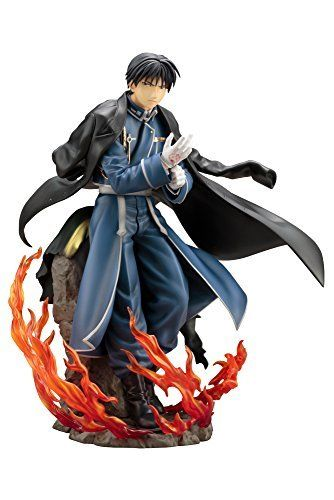 ARTFX J Fullmetal Alchemist ROY MUSTANG 1/8 PVC Figure Kotobukiya NEW from Japan_1