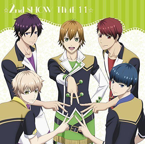 [CD] StarMyu Musical Song Series 2nd SHOW TIME 11 Team Otori & Team Hiiragi NEW_1