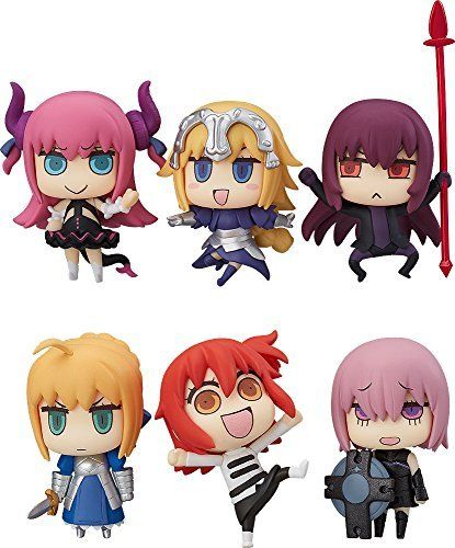 Good Smile Company Learning with Manga! Fate/Grand Order Collectible Figures BOX_1