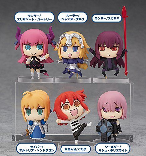 Good Smile Company Learning with Manga! Fate/Grand Order Collectible Figures BOX_2