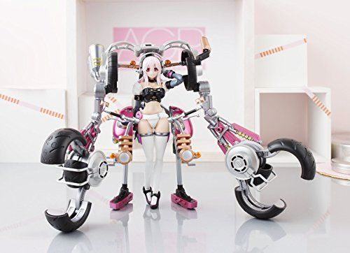 Armor Girls Project SUPER SONICO with SUPER BIKE ROBO 10th Anniv Ver BANDAI NEW_2