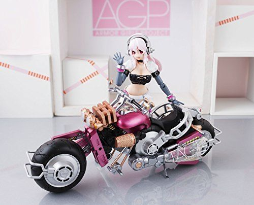 Armor Girls Project SUPER SONICO with SUPER BIKE ROBO 10th Anniv Ver BANDAI NEW_6
