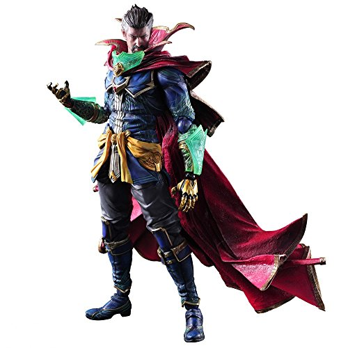 Square Enix Marvel Universe Variant Play Arts Kai Doctor Strange Figure_1