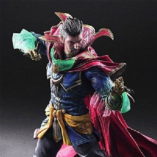 Square Enix Marvel Universe Variant Play Arts Kai Doctor Strange Figure_5