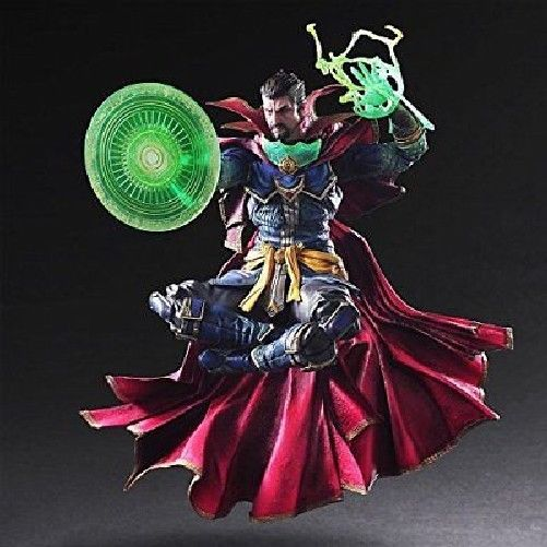 Square Enix Marvel Universe Variant Play Arts Kai Doctor Strange Figure_8