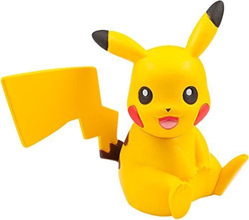 Monster Collection EX Three Pokemon of Departure+Pikachu Vol.1 Kanto TAKARA TOMY_5