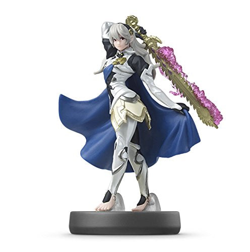 Nintendo amiibo CORRIN (KAMUI) 2P Fighter Super Smash Bros. 3DS Wii U NEW_1
