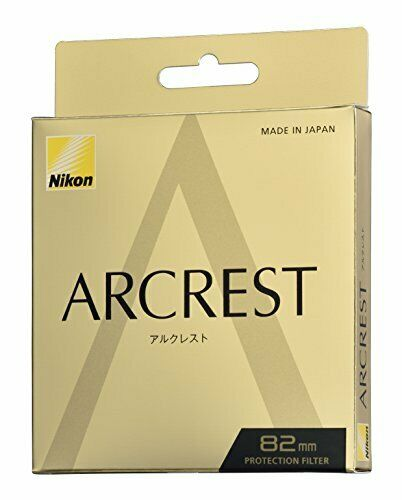 Japan Nikon AR-PF82 [ARCREST PROTECTION FILTER 82mm] F/S New_2