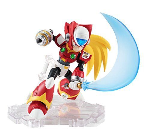 NXEDGE STYLE ROCKMAN UNIT Mega Man X ZERO Action Figure BANDAI NEW from Japan_1