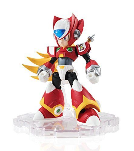 NXEDGE STYLE ROCKMAN UNIT Mega Man X ZERO Action Figure BANDAI NEW from Japan_2