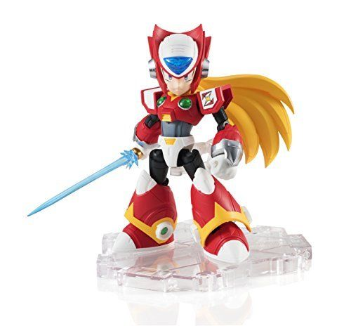 NXEDGE STYLE ROCKMAN UNIT Mega Man X ZERO Action Figure BANDAI NEW from Japan_3