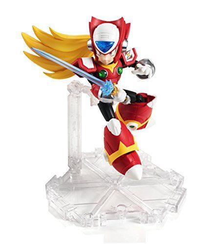 NXEDGE STYLE ROCKMAN UNIT Mega Man X ZERO Action Figure BANDAI NEW from Japan_4