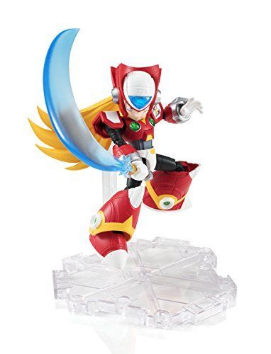 NXEDGE STYLE ROCKMAN UNIT Mega Man X ZERO Action Figure BANDAI NEW from Japan_5