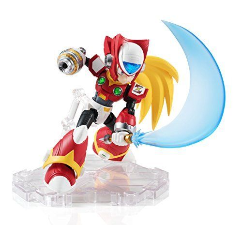 NXEDGE STYLE ROCKMAN UNIT Mega Man X ZERO Action Figure BANDAI NEW from Japan_6